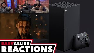 Xbox Series X and Hellblade II - Easy Allies Reactions