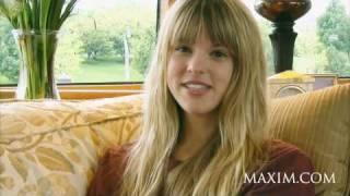"""Maxim Magazine """"2010 Campus Cuties"""""""
