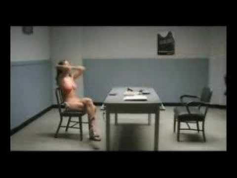 secret police interrogate bikini girl