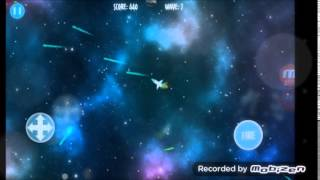 Asteroids- Like game Unity 3d