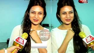 Ishita and Sandhya Rehearsing for Star Parivaar Awards 2016