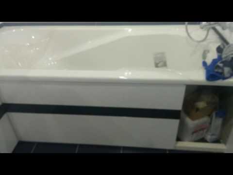 Мебель  для ванной комнаты. Интересный проект.