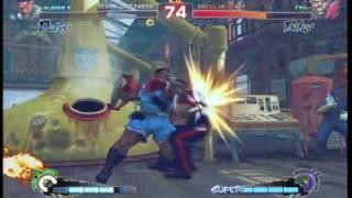 Super Street Fighter 4 - Gameplay Video 19