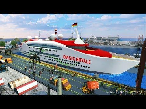 Ship Simulator 2019 - Android Gameplay