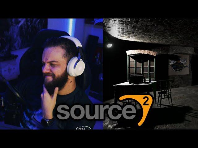 HE CREADO UN MAPA DESDE CERO EN SOURCE 2... | Znorux