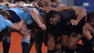 HIGHLIGHTS: 2018 Super Rugby Week 4: Jaguares v Waratahs