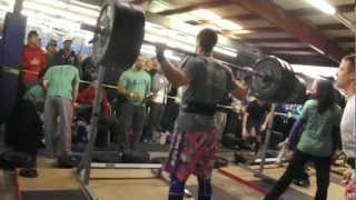 War of the Wods at Crossfit Greensboro 2013- Wod 2