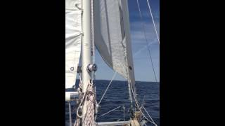 Shannon 28, Portland, Maine, Cutter Rig Sailboat