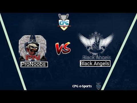 Champion Siege (#1) PS4   Black Angels vs ProNoobs
