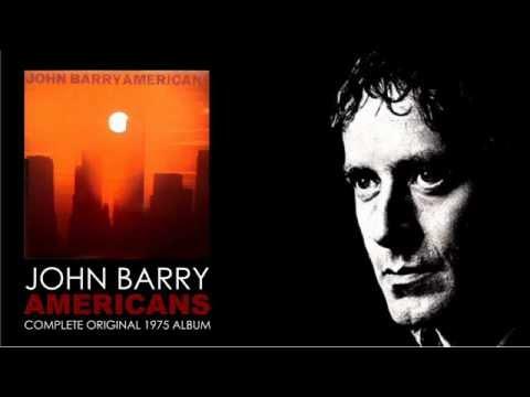 JOHN BARRY  'Americans'  Complete 1975 Jazz Album