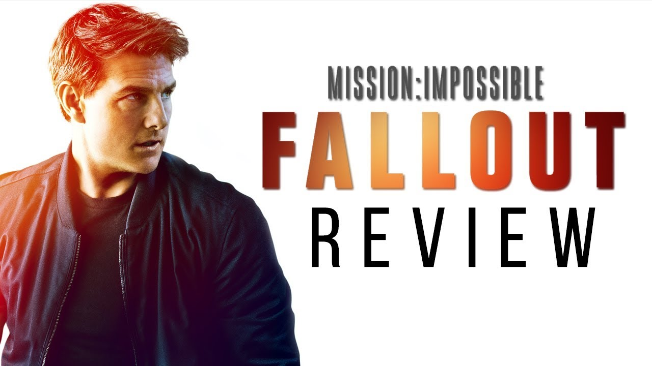 Impossibly Forgettable Mission Impossible Fallout Review Movie Podcast