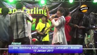 EDAN TURUN tety aditya - SYIFA NADA (Live Dangdut) Live Dsn. Sembung 13 Januari 2017