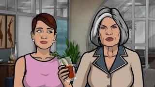 Archer S07E07 Double Indecency  Part 01