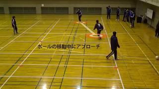 研究テーマ実践『ハンドボールをサッカーへ』vol.1