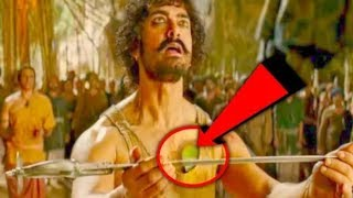 TOP 25 MISTAKES OF THUGS OF HINDUSTAN plenty mistake thugs Of Hindustan full movie