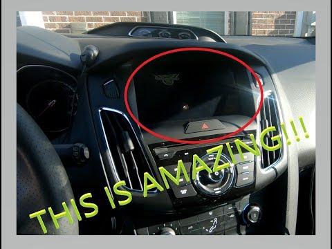 Rebel Devil Customs Radio Install 2015+ Ford Focus ST