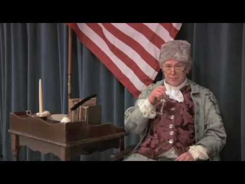 Benjamin Franklin Interview Part 2