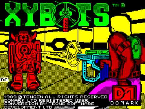 Мой Топ 10 3D-игр для ZX Spectrum