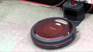 로봇청소기 올림픽 3경기