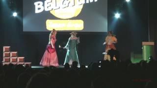Peach, Daisy & Rosalina (Mario Princesses)