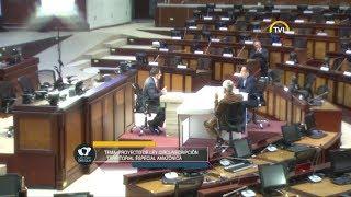 Tercer Debate - Proyecto de Ley de Circunscripción Territorial Amazónica