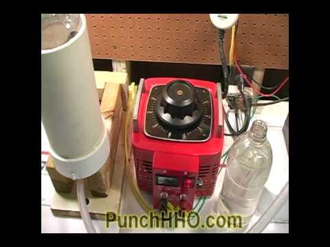 5 0 home unit w variac lpm test