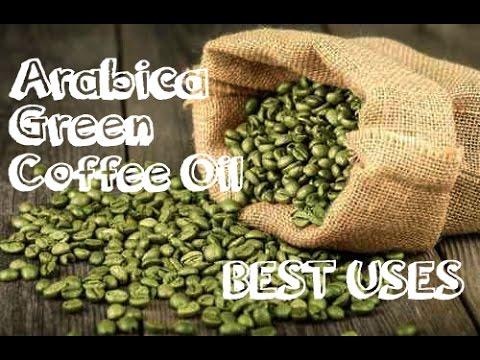 Green Coffee Oil Great Skin Benefits