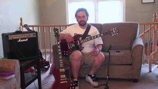 What the Captain and Chappers will NEVER tell you - Epiphone SG
