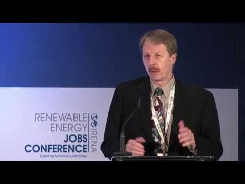 IRENA Jobs Conference: Global Dynamics