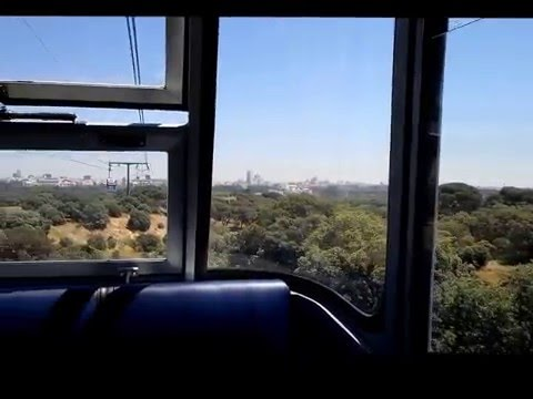 Voyage Cable Car in Madrid