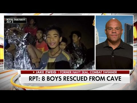 Ex-SEALs, Navy Diver on Miraculous Rescues of Boys From Thai Cave