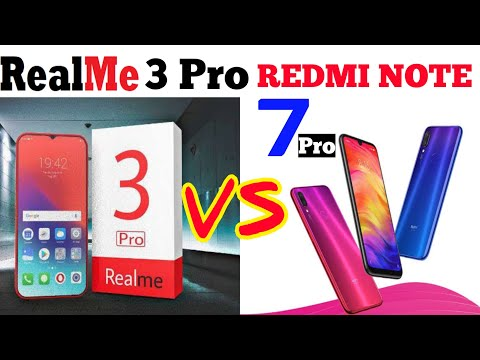 Redmi Note 7 Pro Vs Realme 3 Pro Launch Date In India, Price, Specifications, 5G, Unboxing, Features