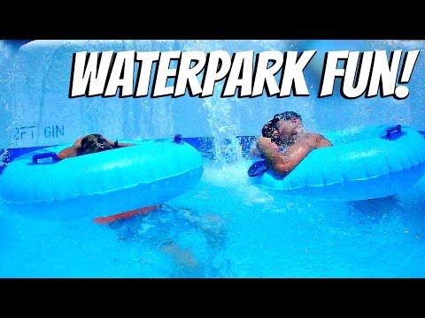 Rapids Waterpark - Relaxing, Fun Day | Vlog with Keepin' It Relle