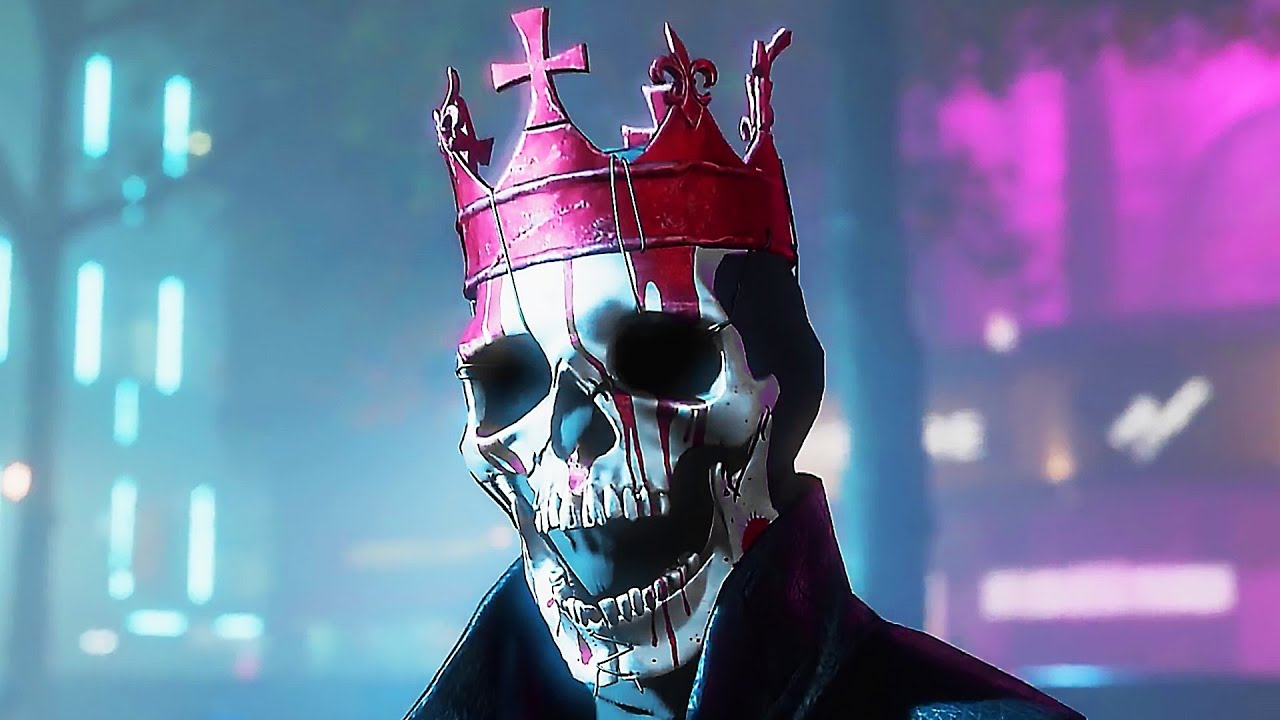 WATCH DOGS LEGION Bande Annonce de Gameplay (2020) PS4 / Xbox One / PC