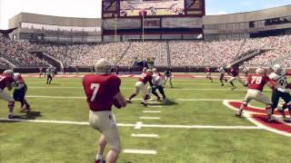 NCAA Football 12 - College Presentation Improvements Trailer (PS3, Xbox 360)