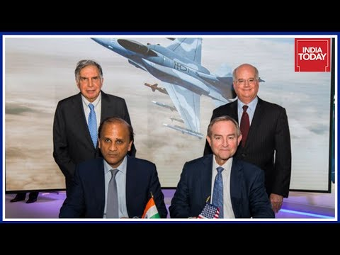 Tata Group Signs Landmark Deal With  Lockheed Martin