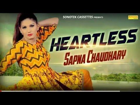 Sapna Chaudhary : Heartless   Sonu Goud, Mahi Panchal   New Haryanvi Song 2018   Sonotek