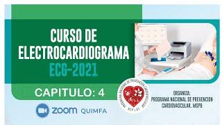 Curso de Electrocardiograma ECG- 2021