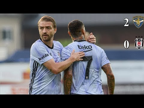 Brescia 2-0 Beşiktaş Maç Özeti Hazırlık Maçı  04/08/2019
