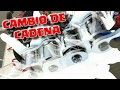 COMO CAMBIAR CADENA DE MOTO | PULSAR 200 AS | MOTORICHI