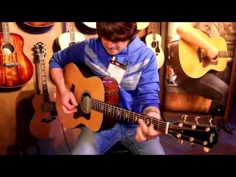 NAMM 2015 - Taylor Guitars - Acoustic Tones by Mr Gary Nichols (Song2)