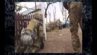 Донецк   Бой в Песках - Подрыв БМП ВСУ