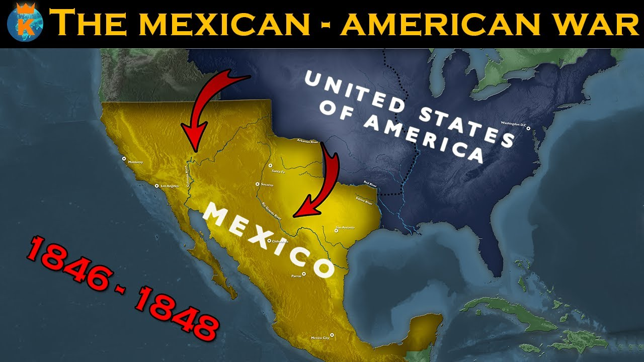 Download The Mexican-American War - Explained in 16 minutes
