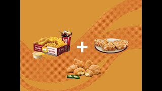 KFC Smart menu plus Crispy Meltz si Chilly Nuggets #3