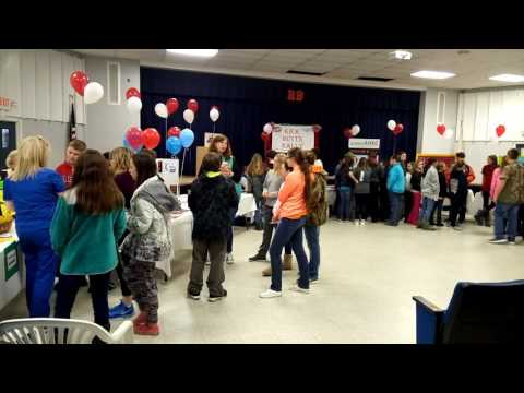 Red Bay High School Kick Butts Rally