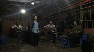Chiều Thương Đô Thị- [bản live] - Thúy An - guitar Lâm Thông- drum Sang Huỳnh