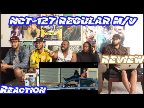 NCT 127 엔시티 127 'Regular (English Ver.)' MV Reaction/Review