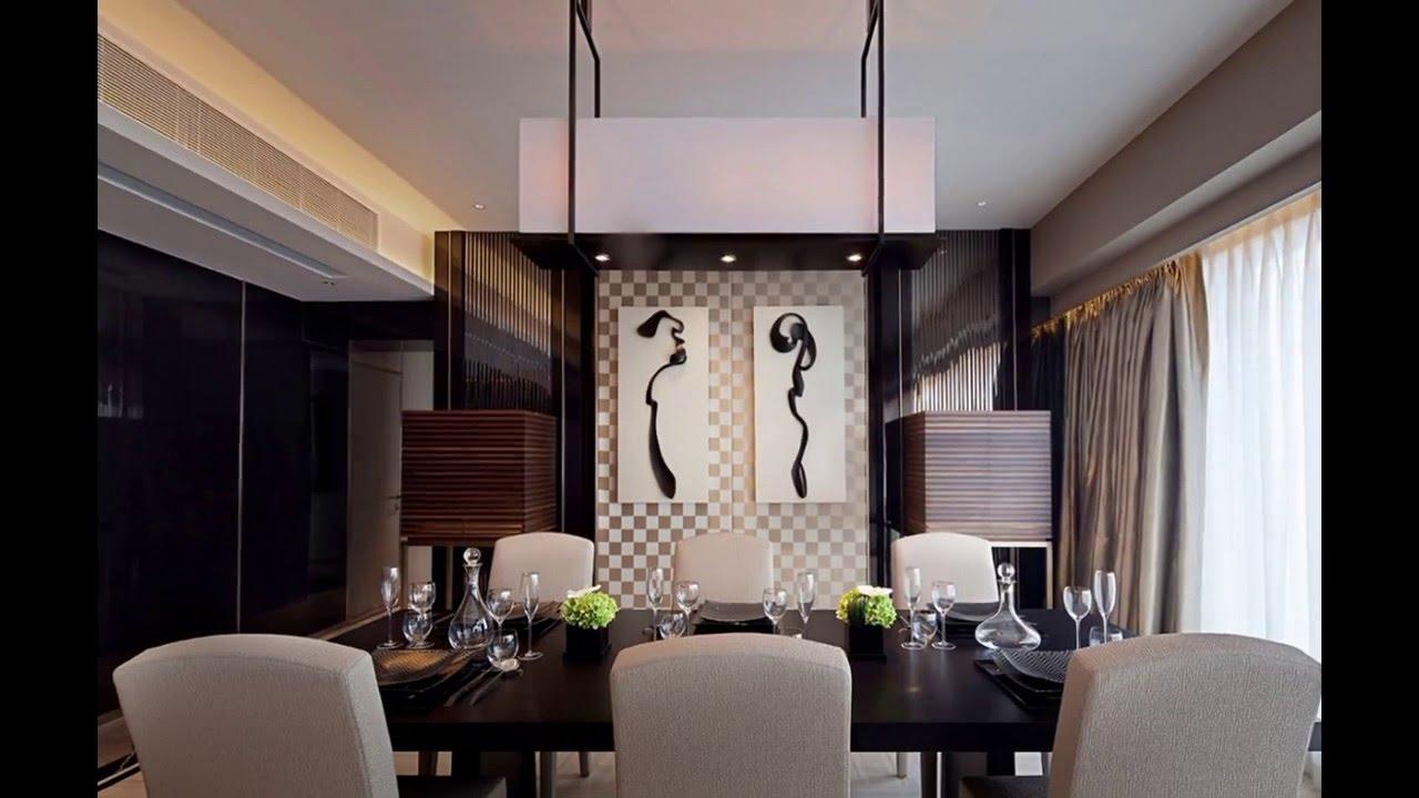 super elegant design and furniture ideas for modern dining room 2015