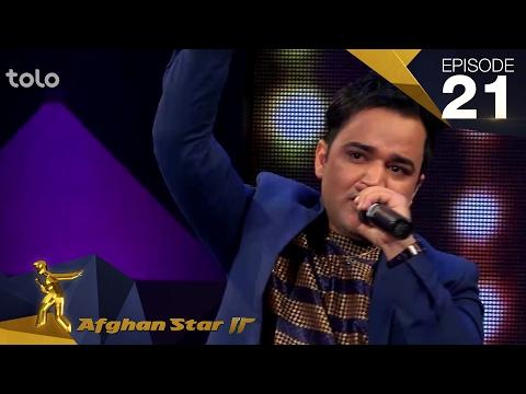 اعلان نتایج 6 بهترین - فصل دوازدهم ستاره افغان - قسمت 21 / Top 6 Elimination - Afghan Star S12