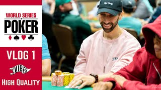 Responding to the HATERS! - 2019 WSOP Poker VLOG 1